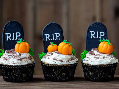 get into the spirit of halloween with our cupcake wars challenge this is a not to be missed special event that includes a light dinner of pizza